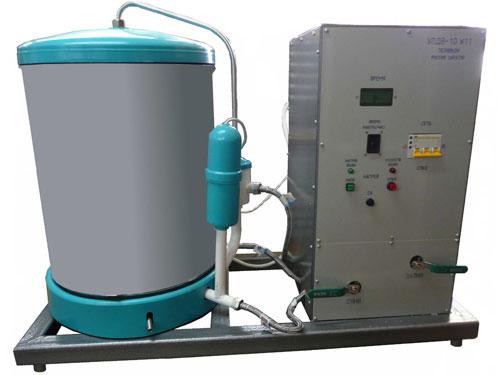 Аппарат для дистиллированной воды. как его сделать